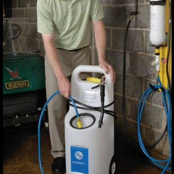 HydroFill™ Battery Watering Cart