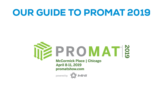 Philadelphia Scientific's Guide to ProMat 2019
